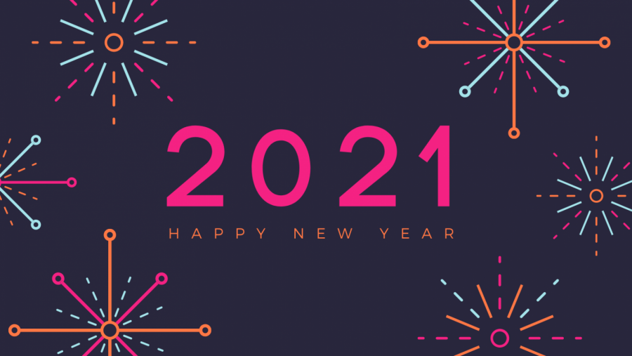 2021: Happy New Year!