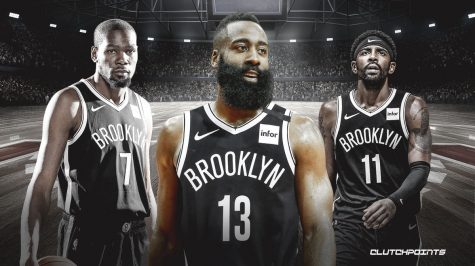 James Harden gets traded to the Nets