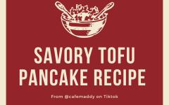 Navigation to Story: Making Savory Tofu Pancakes!