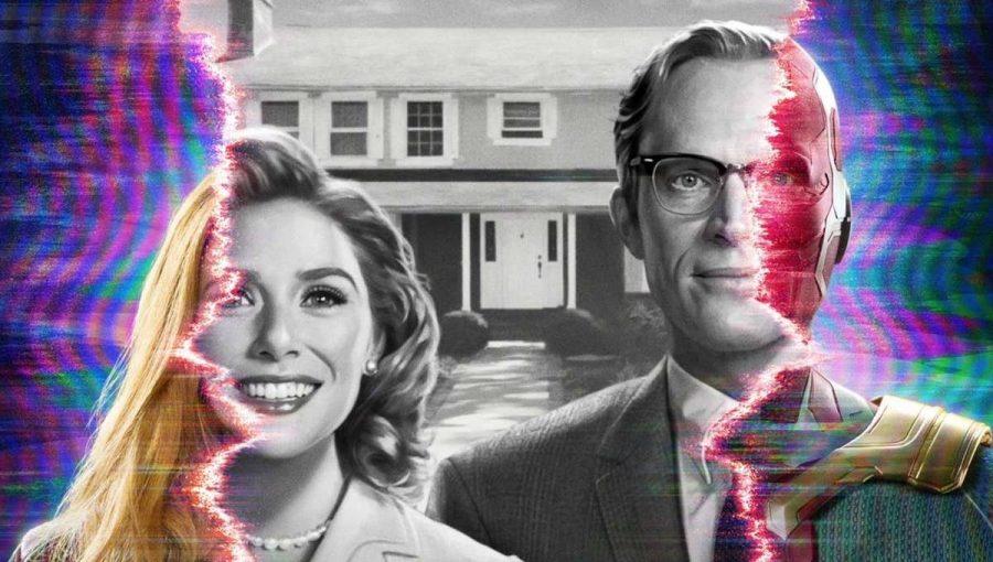 WandaVision poster visual.