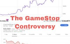 Navigation to Story: The Wild Ride Of The GameStop Stock