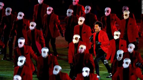 The Weeknds Halftime Show