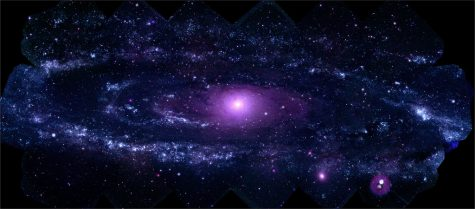 Picture of the Andromeda Galaxy