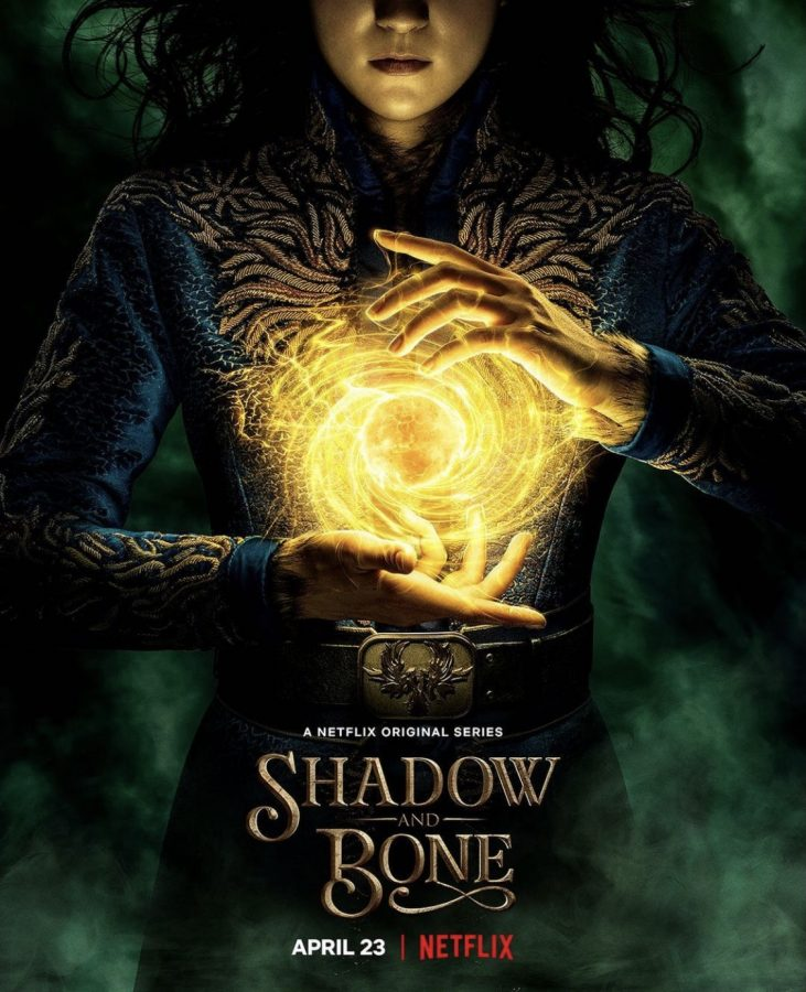 Shadow and Bone promo photo of Alina played by Jessie Mei Li from the official Instagram