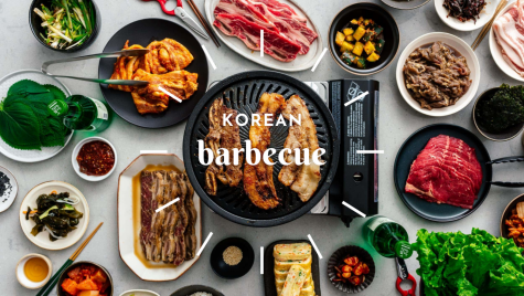 Korean barbecue, an all-time favorite!