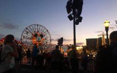 Disney California Adventure Park before COVID