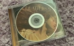 Target Exclusive Fearless (Taylor's Version) CD