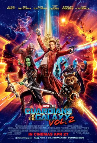 Guardians of the Galaxy Promotional Poster