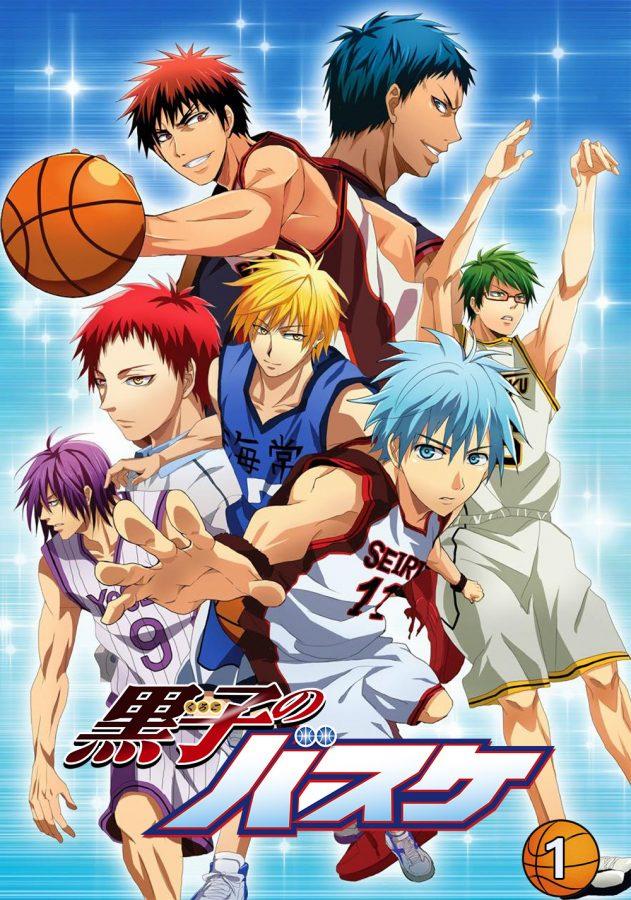 Cover for Kuroko's Basketball
