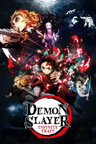 Demon Slayer Movie Official Poster.