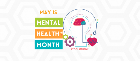 May is Mental Health Month, raise awareness!