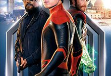 Marvel Spider-Man: Far From Home Promotional Poster