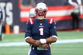 Cam Newton Out of New England
