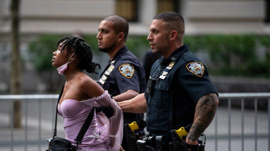 Black Lives Matter Activists Calling for Justice Arrested Outside of Met Gala