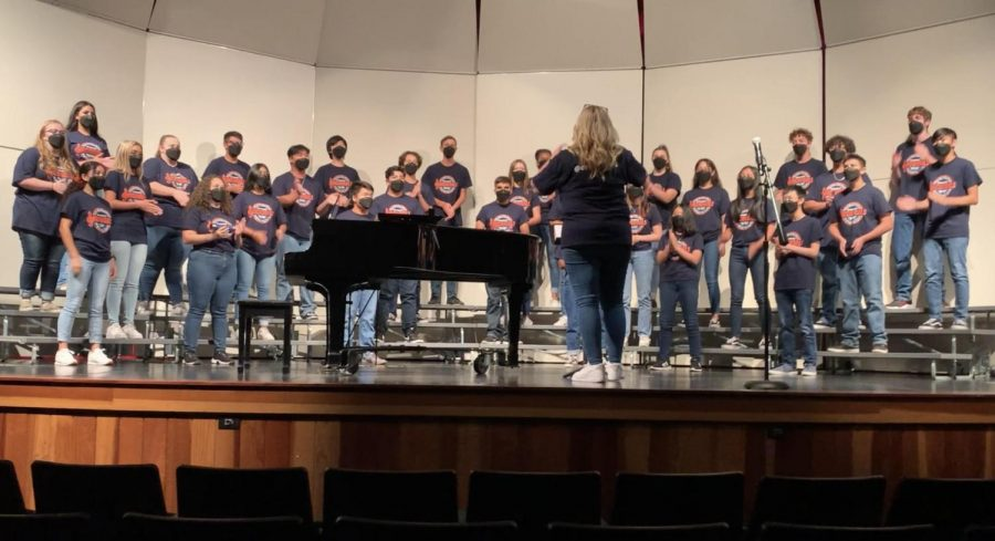 Upcoming Event: ERHS Choirs Rock the 80s
